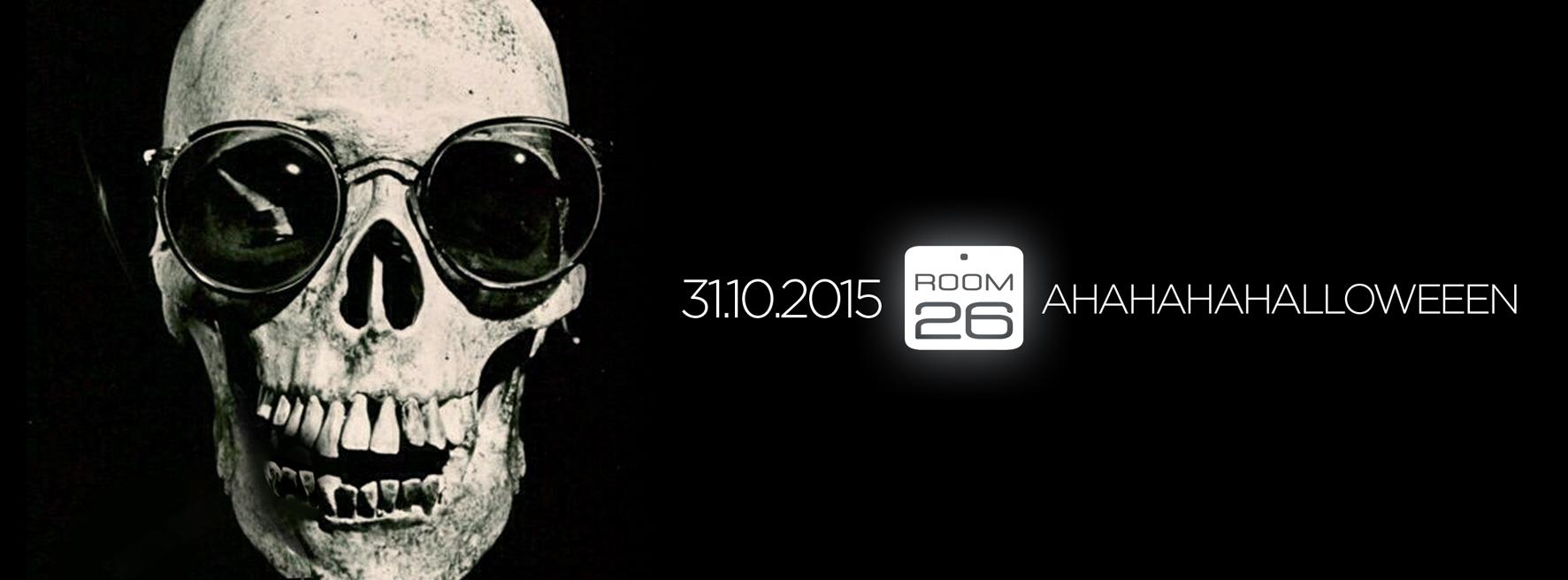 Sabato 31 Ottobre 2015 Halloween Room 26