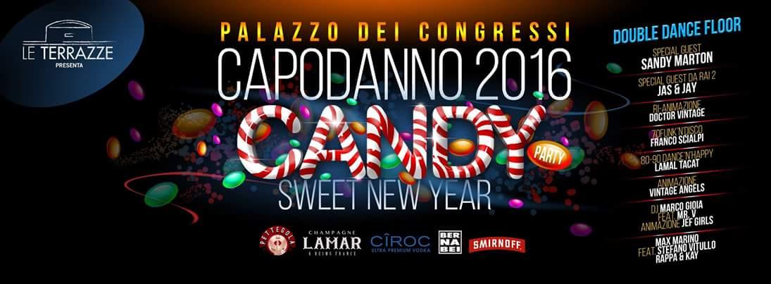 Capodanno Roma Candy eventi globo roma