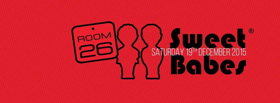 Room 26 sabato 19 Dicembre