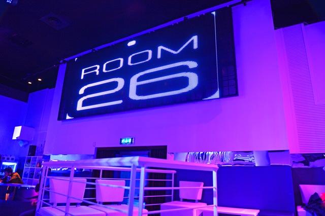 Festa della Donna Room 26 lista globo