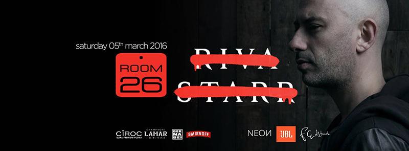Riva Starr Room 26