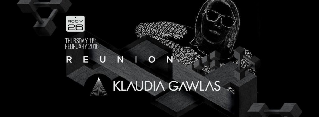 REUINION SPECIAL GUEST KLAUDIA GAWLAS