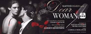 Festa della Donna Roma 8 Marzo 2016 Discoteca Exe Free Entry