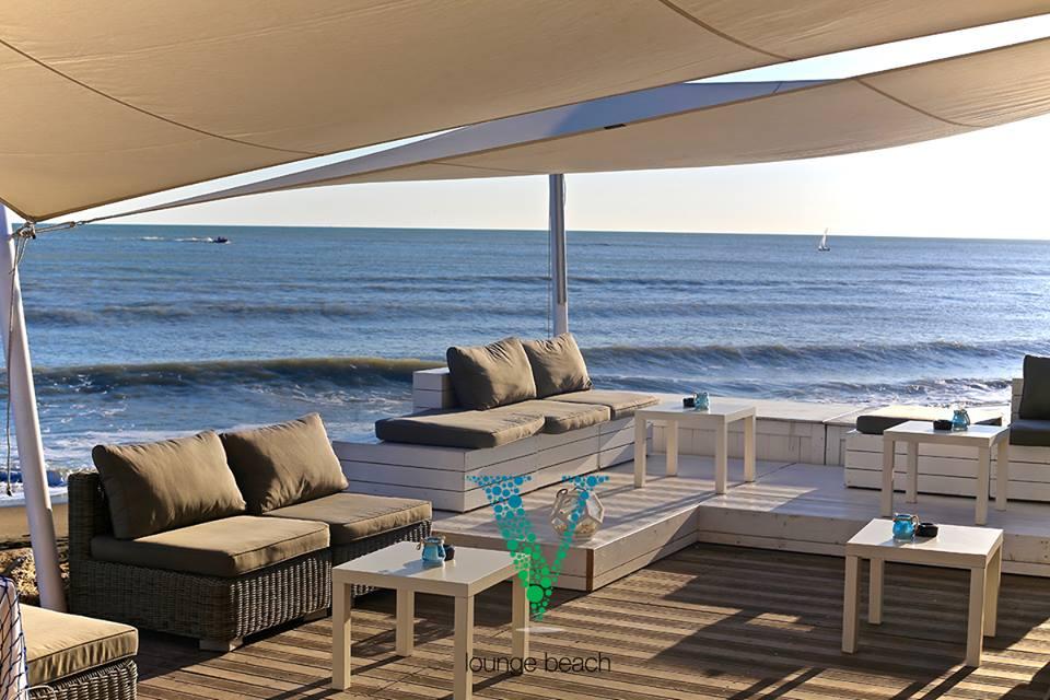 V Lounge Beach