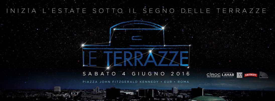 Le Terrazze discoteca Roma Eur
