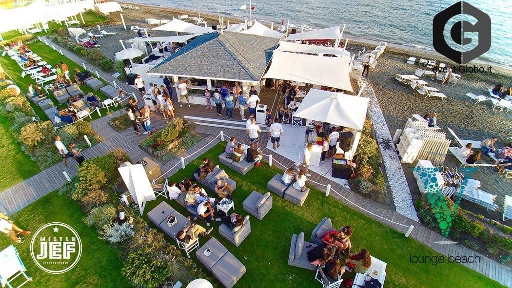 V Lounge Beach Ostia