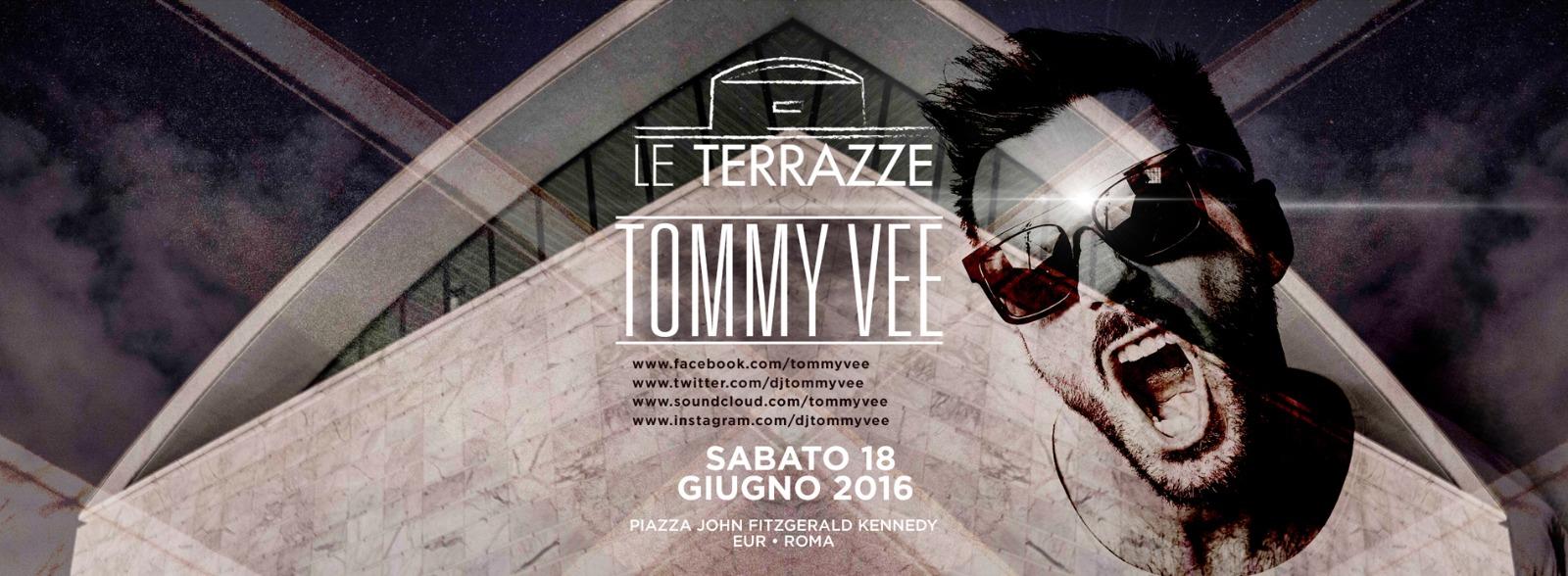 Discoteca Le Terrazze Roma sabato 18