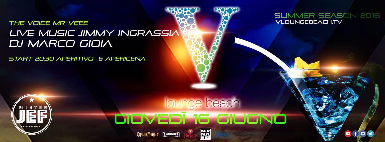V Lounge Aperitiv Disco
