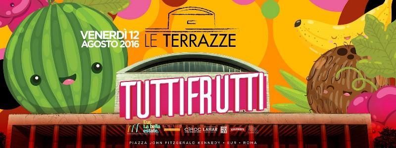 Le Terrazze Vintage venerdì 12 Agosto 2016
