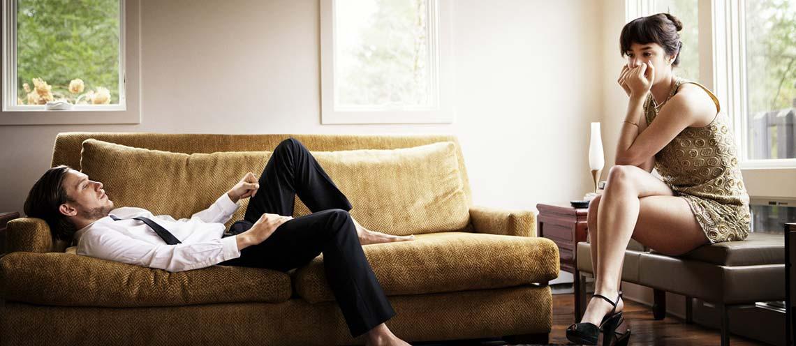8 pessime abitudini che fanno scappare l'uomo