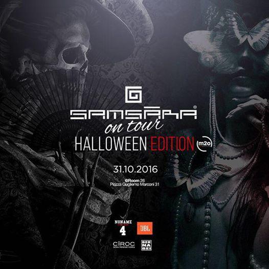 Halloween Roma 2016