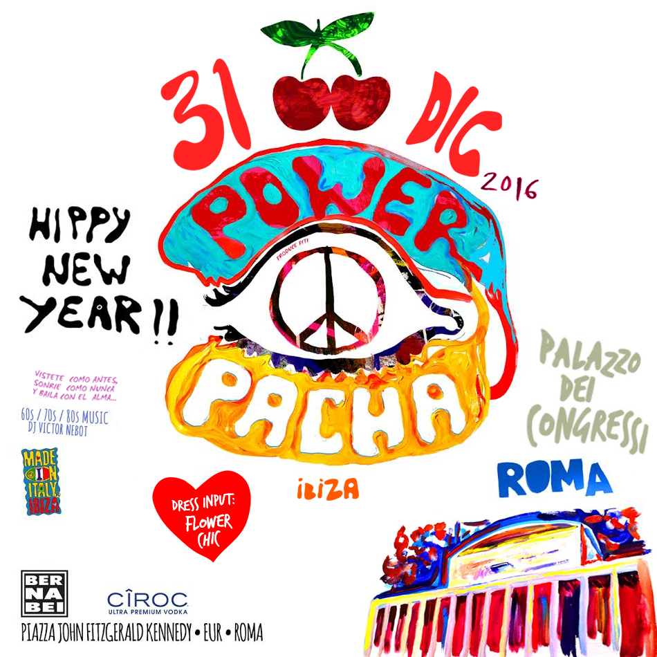 Power Pacha Hippy New Year