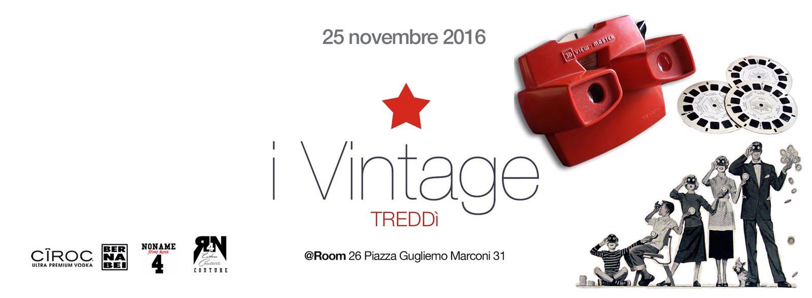 Serata Revival Roma si balla al Room 26 venerdì 25 novembre 2016