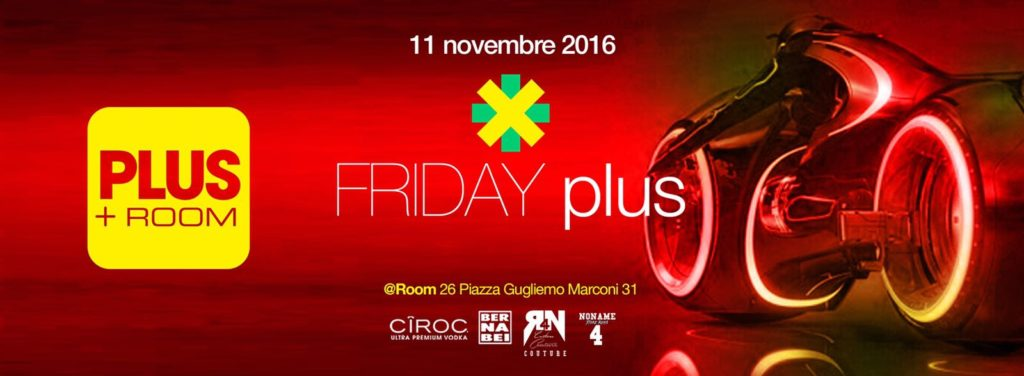 Serata Vintage Roma Room 26 venerdì 11 novembre 2016