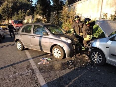 Doppio schianto mortale a Roma le vittime sono un ciclista e un anziano