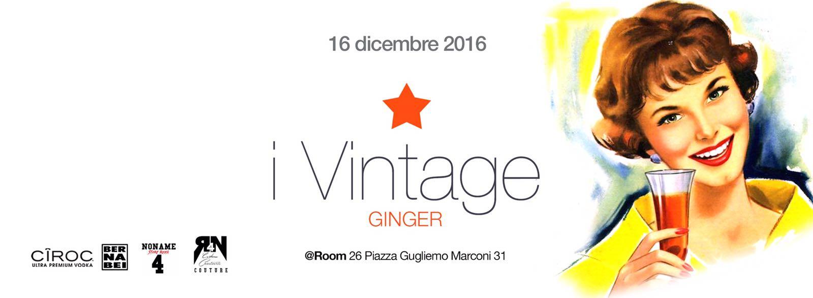 serata Vintage Roma discoteca Room 26