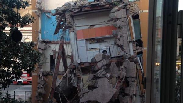 Crollo Ponte Milvio demolita palazzina via della Farnesina Blog Roma