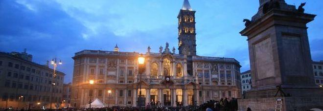 Entra nella basilica di Santa Maria Maggiore e sfregia due sacerdoti - Blog