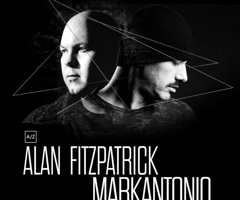 Spazio 900 Alan Fitzpatrick and Markantonio