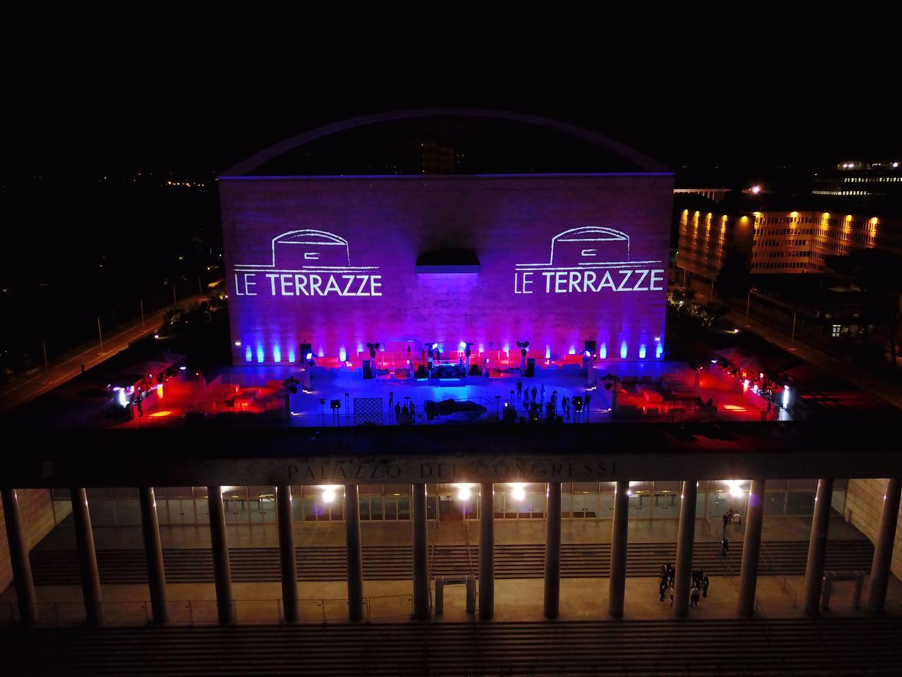 Discoteca Le Terrazze Roma Eur Venerdi 3 Agosto 2018 Lista