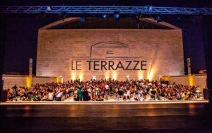 Serata vintage Roma venerdi 8 settembre Le Terrazze 80 90