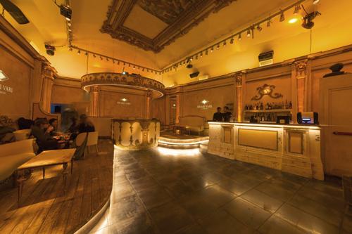 shari vari roma il salone delle feste