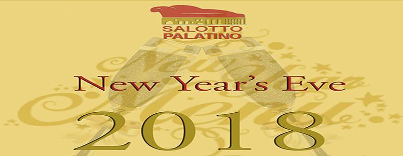 Capodanno Salotto Palatino 2018 Roma Prezzi Menù Cena
