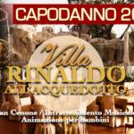 Speciale capodanno 2018 Roma - Discoteche Cene Buffet 1