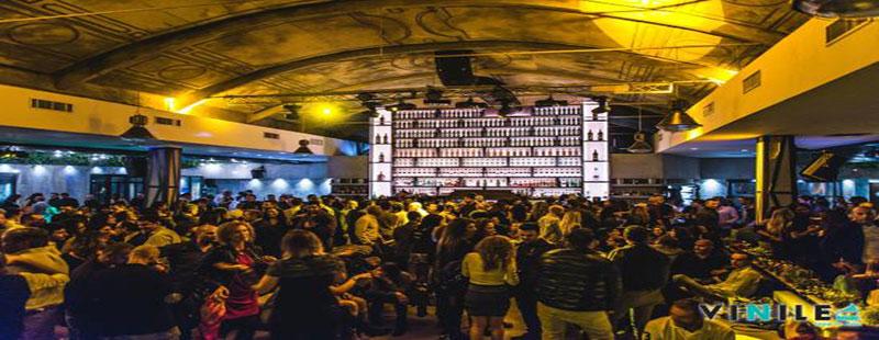 Vinile Roma Giovedi 7 dicembre 2017 apericena disco Lista Globo