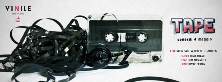 Vinile Discoteca Roma Tape 90 lista e prive Discoteche Roma