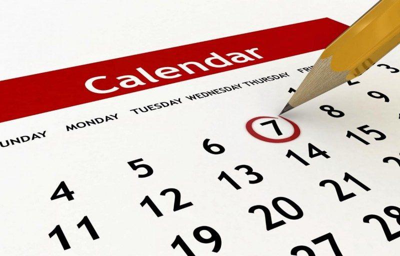 Calendario discoteche Roma