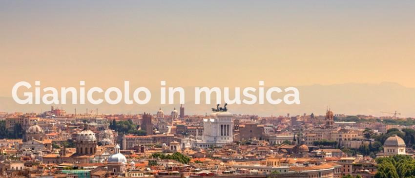Gianicolo in musica calendario eventi