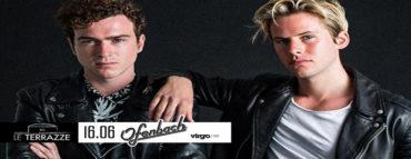 Le Terrazze Eur sabato 16 giugno 2018 Discoteche Roma lista Globo