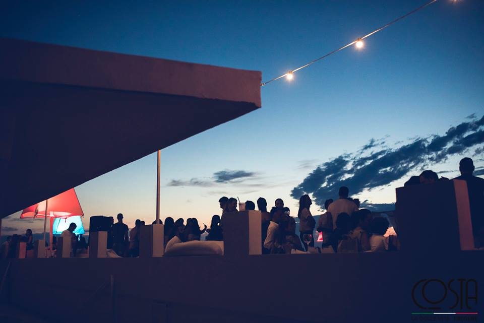 Costa Club Fregene | Aperitivo Cena Disco