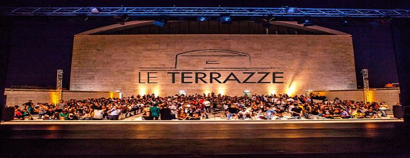 Le Terrazze discoteca Roma sabato 14 luglio 2018