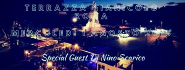 Soulful Aperitiv | Nino Scarico - Terrazza Gianicolo