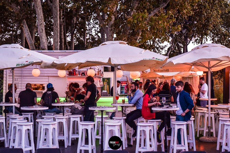 La Terrazza del Gianicolo Roma | Aperitivo discoteca