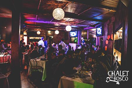 Discoteca Chalet Roma 2