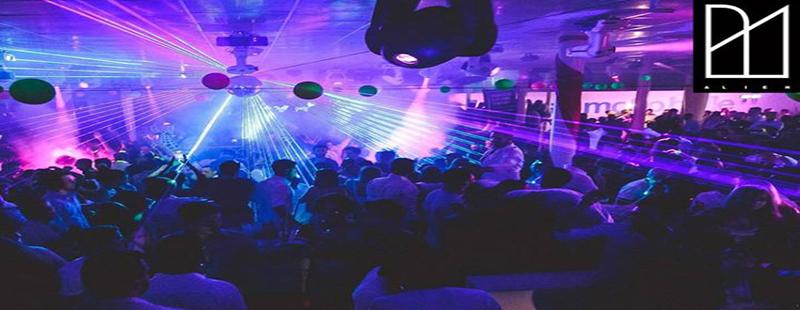 Discoteca Roma Nord Alien Club | Inaugurazione 2018 2019