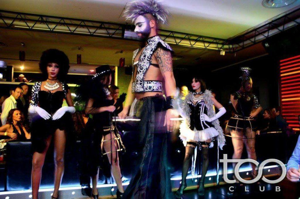 Too Club Discoteca Roma 6