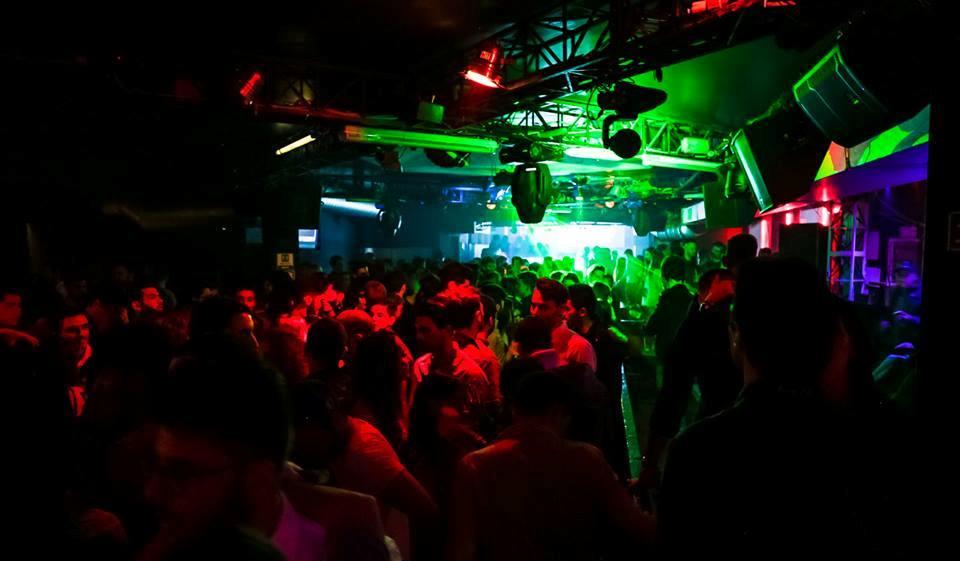 discoteca roma nord alien club