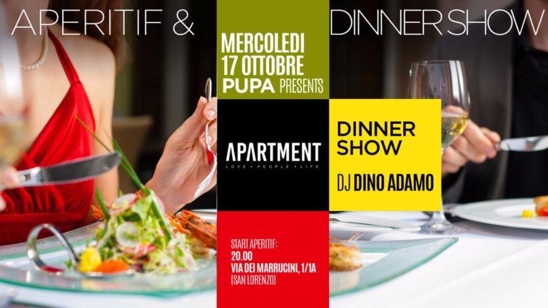 The Apartment Bar L'aperitivo a San Lorenzo mercoledì 17 ottobre 2018