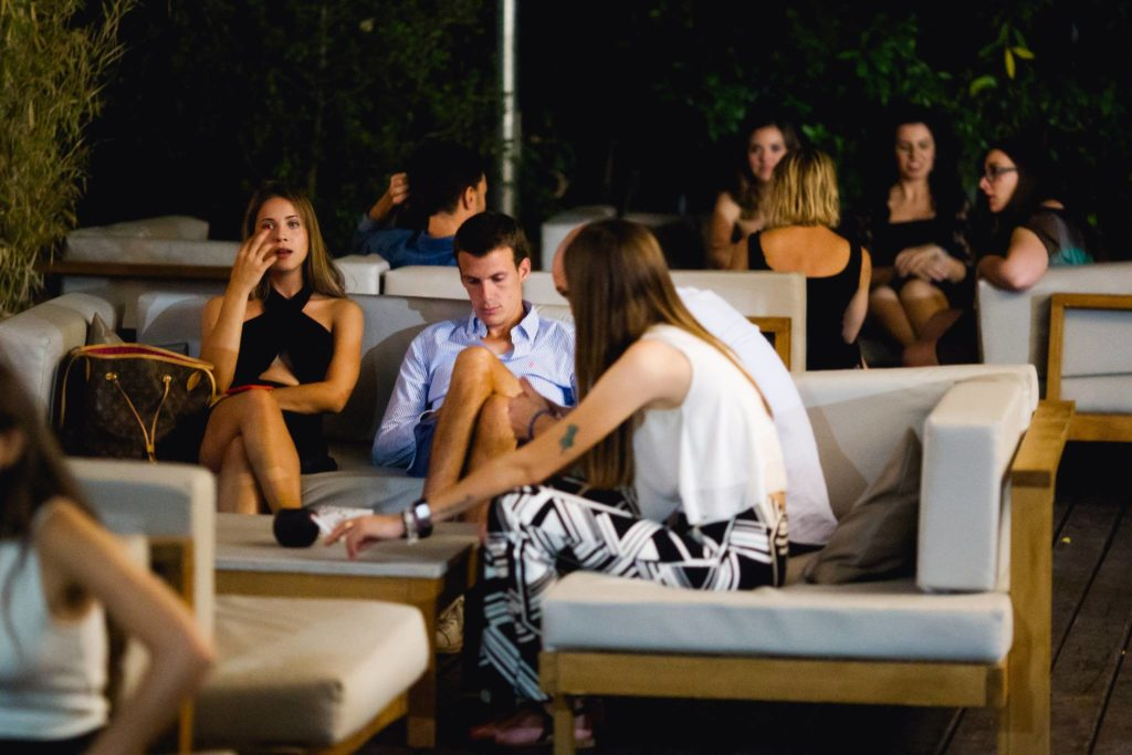blume lounge roma