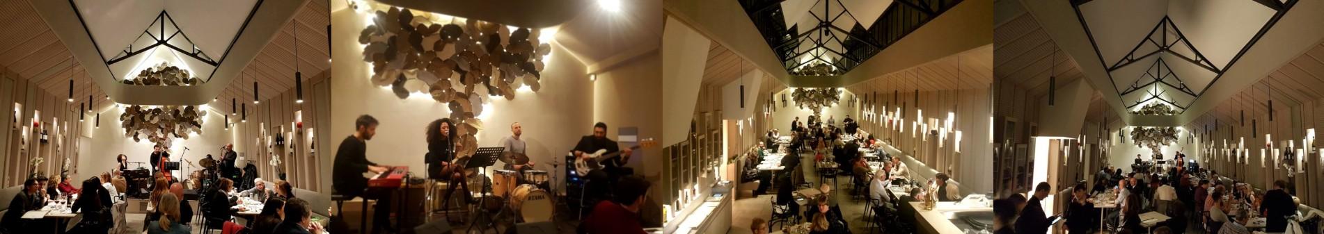 interni hangout cafe roma