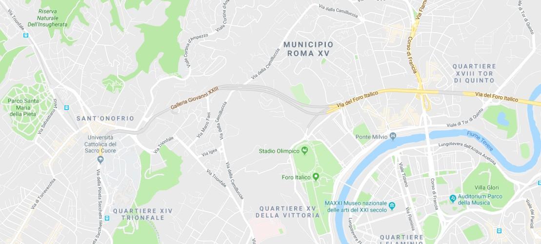 prezzi personal trainer roma nord maps