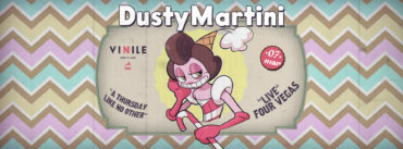 Vinile Roma giovedì 7 marzo 2019 DUSTY MARTINI a thursday like no other
