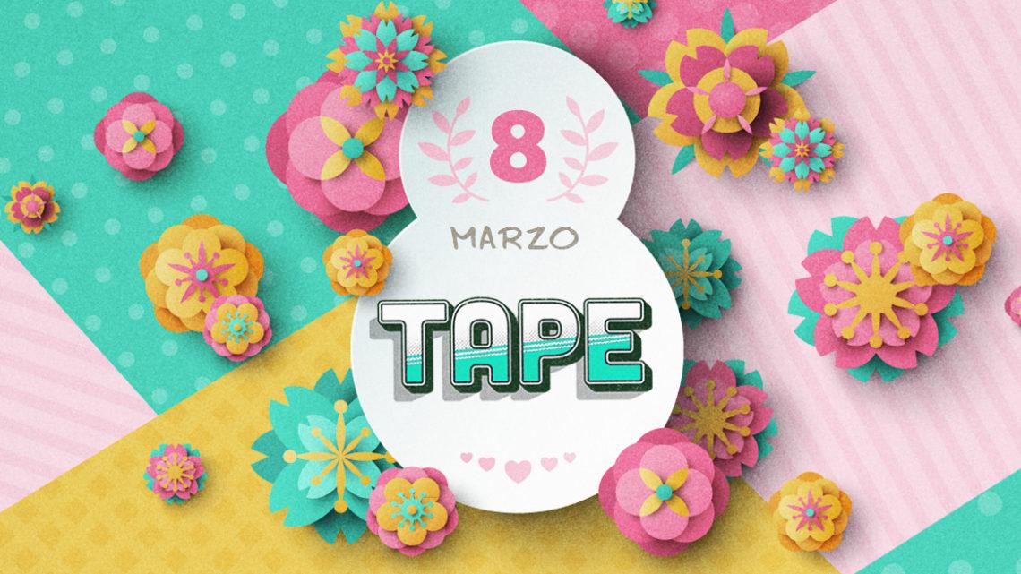 Vinile venerdì 8 Marzo 2019 Aperitivo e Discoteca TAPE | Serata anni 90