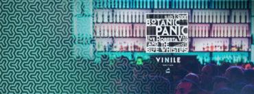 Vinile sabato 13 aprile 2019 BOTANIC PANIC Dino Adamo + Stefano Gamma