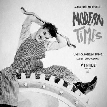 Modern Time @ Vinile Roma
