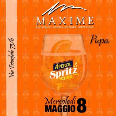 Maxime Aperol Spritz Sound